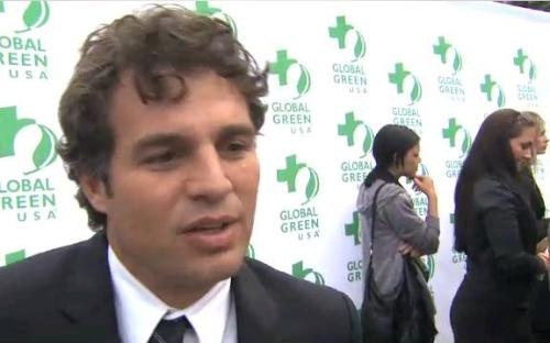 Greening Hollywood TV Mark Ruffalo For GGUSA June 2011